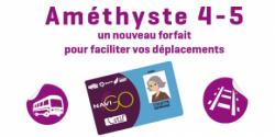 Forfait Améthyste-Bruyères sur Oise