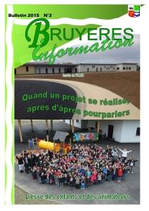 Bulletin municipal Janv 2016-Bruyères sur Oise