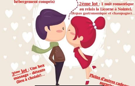 Affiche ST Valentin 2017 uchvo