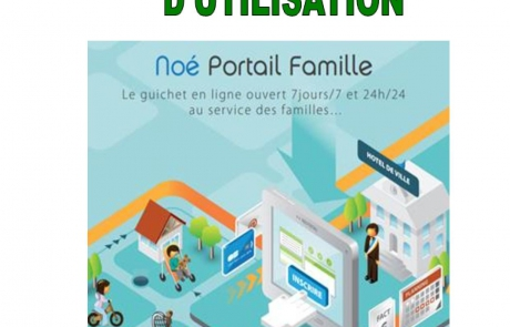 Couverture guide Portail Famille-