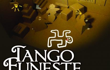 Affiche -Tango funeste