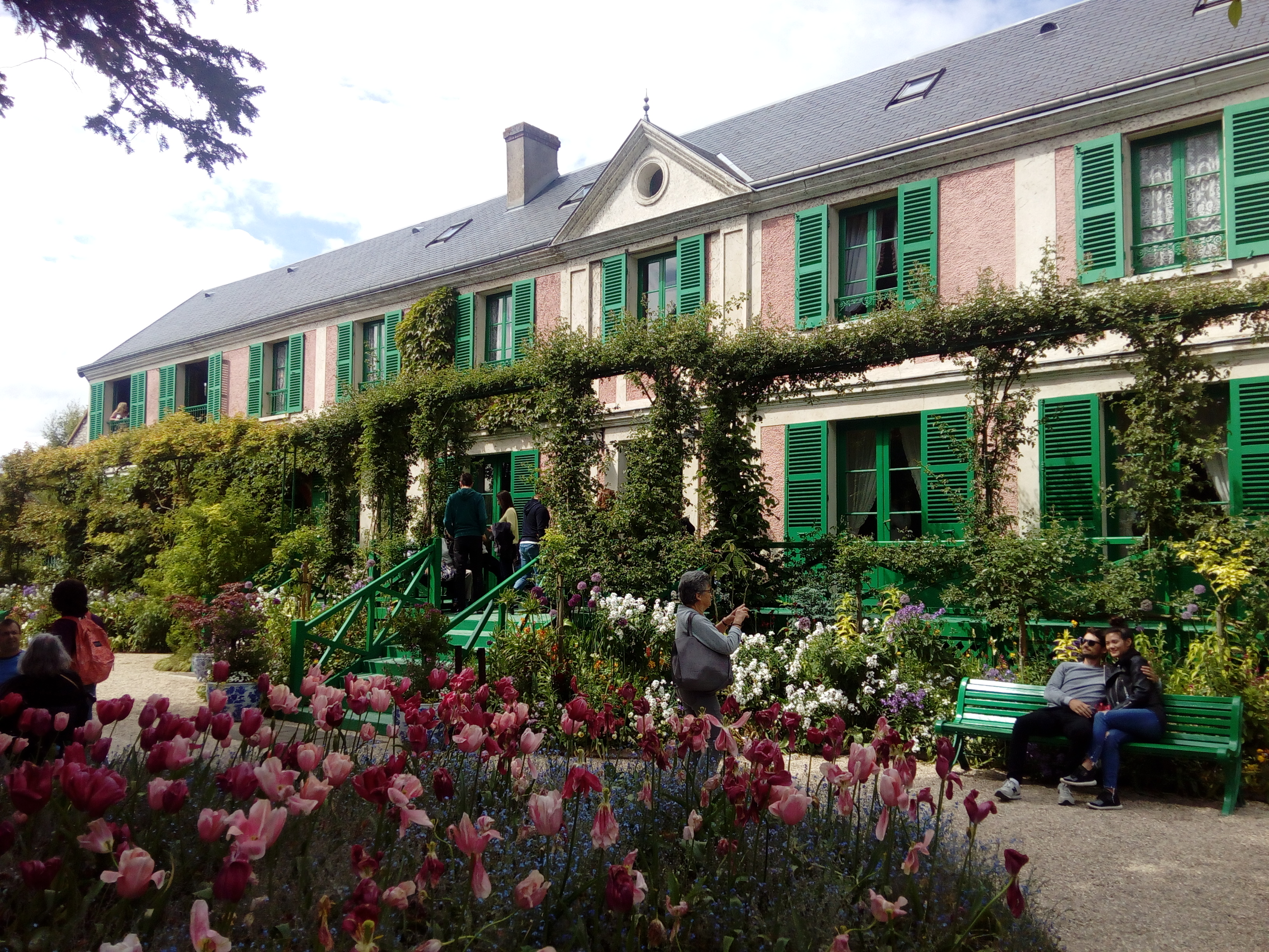 Sortie culturelle Giverny