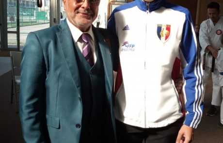 Pierre Asteix et Maire